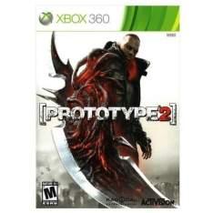 [Americanas] Prototype 2 - Xbox 360 - R$50