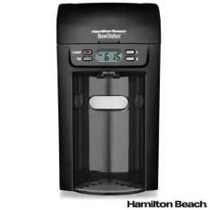 [FASTSHOP] Cafeteira Hamilton Beach BrewStation Preta para Café em Pó - 48274 BZ - R$99