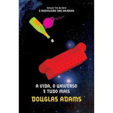 [Americanas] Livro,  A vida, o universo e tudo mais  $ 4,95