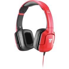 [Americanas] Headset Gamer Tritton Kunai Vermelho por R$ 264