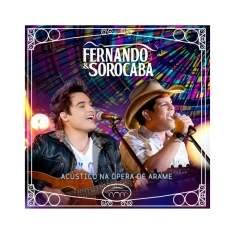 [Fernando & Sorocaba Shop] CD Ópera de Arame 4,99