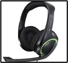 [Saraiva] Fone de Ouvido Headset Sennheiser X320 Para Xbox por R$ 114