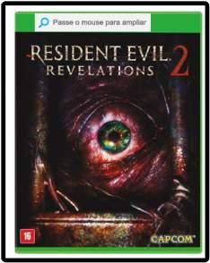 [Submarino] Game - Resident Evil Revelations 2 - Xbox One por R$ 53