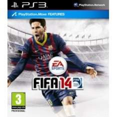 [Magazine Luiza] Jogo Fifa 14 - PS3 - R$10