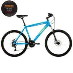 [EXTRA] Bicicleta Aro 26 Mongoose Xtreme Comp com 21 Marchas e Suspensão Dianteira, Azul - Tamanho 19 por R$ 600