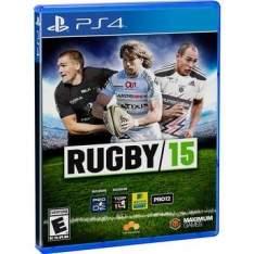 [Walmart] Jogo Rugby 15 - PS4 - R$40