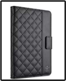 [Saraiva] Capa Protetora Belkin F7n007ttc00 Preta Para iPad Mini por R$ 39