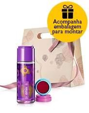 [NATURA] Conjunto Amis Uva (; - Colônia + Balm + Embalagem - R$43,05