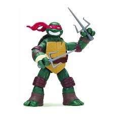[KABUM] Multikids Nickelodeon Boneco Tartarugas Ninja Raphael 12cm BR030 - R$20