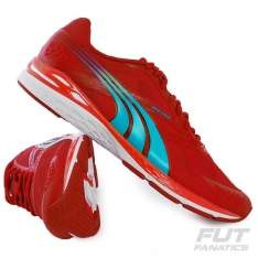 [FUTFANATICS] Tênis Puma Bioweb Speed Vermelho - R$117