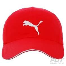 [FUTFANATICS] Boné Puma Running III Vermelho - R$25