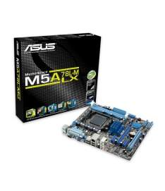 [GIGANTEC] Placa Mãe Asus M5A78L-M LX BR ( AM3+ / SVR / DDR3 / RAID ) R$ 293,31