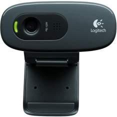 [AMERICANAS] Webcam Logitech HD 3MP C270 Preto - R$ 111,00