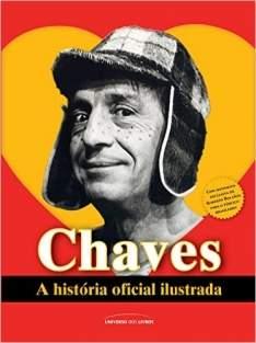 [Amazon] Livro Chaves. A História Oficial Ilustrada - R$6