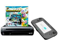 [Submarino] Console Nintendo Wii U 32GB + 2 jogos digitais - R$ 960