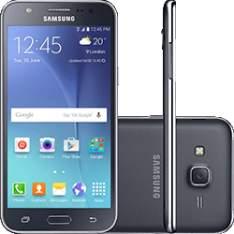 """[Shoptime] Smartphone Samsung Galaxy J5 Duos Dual Chip Desbloqueado Android 5.1 Tela 5"""" 16GB 4G Wi-Fi Câmera 13MP - Preto por R$ 791"""