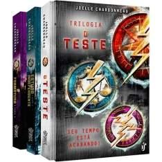 [Submarino] Trilogia O Teste (3 vol.) Edição Econômica por R$27