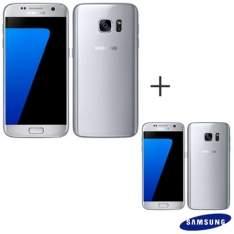 [Fastshop] 2 Samsung S7 FLAT por R$5.181