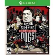 [Saraiva] Jogo Sleeping Dogs - Definitive Edition - Xbox One - R$45