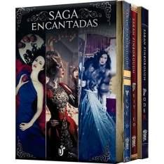 [Submarino] Saga Encantadas (3 livros) - Edição Econômica por R$18