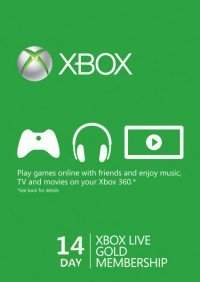 [CDKeys] Xbox Live Gold 14 Dias (Xbox One/360)