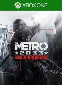 [Xbox Live] Jogo Metro 2033 Redux - Xbox One - R$39