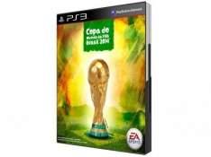 [MAGAZINE LUIZA] Copa do Mundo da FIFA Brasil 2014 para PS3 - EA - R$6