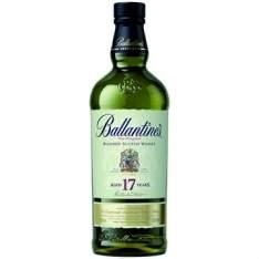 [EFACIL]Whisky Escocês 17 Anos Garrafa 750ml - Ballantine's POR R$ 303