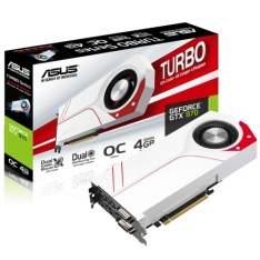 [Mega Mamute] Placa de Vídeo ASUS Nvidia GeForce GTX 970 Turbo - R$1349