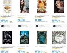 [Submarino] 3 livros da lista por R$30 (R$10 cada)