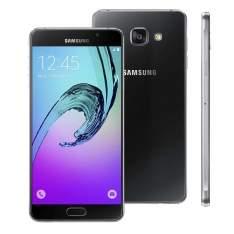 [Casas Bahia] Smartphone Samsung Galaxy A7 2016 Duos SM-A710M/DS Preto Por R$1.584