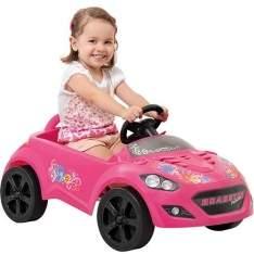 [AMERICANAS] Mini Veículo Infantil Roadster Pink - Brinquedos Bandeirante - R$100