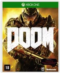 [Saraiva] Doom - Xbox One por R$  130