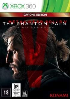 [Clube da Lu] Metal Gear Solid V: The Phantom Pain para Xbox 360 - R$42