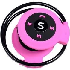 [Sou Barato] Fitphone Sm-0018/ Pk Smarts Fitphone Rosa com Bluetooth - R$45