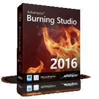 [SharewareOnSale] Ashampoo Burning Studio 2016 Free!