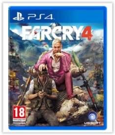 [Kabum] Game Far Cry 4 PS4 por R$ 60