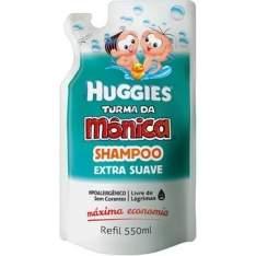 [Walmart] Shampoo Refil Turma da Mônica Extra Suave 550ml - R$10