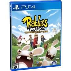 [Walmart] Jogo Rabbids Invasion - PS4 - R$20