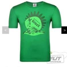 [Fut Fanatics] Camiseta ADIDAS FIFA WORLD CUP 2014 - R$12