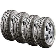[Clube do Ricardo] Kit com 4 Pneus Aro 14 175/65R14 82T B250 Ecopia - Bridgestone - por R$780