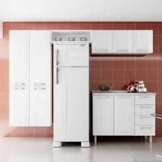 [CASAS BAHIA] Cozinha Compacta Itatiaia Anita Smart com 3 Peças - R$350