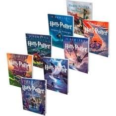 [Submarino] Coleção completa de Harry Potter
