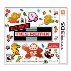 [Ricardo Eletro] Jogo Ultimate NES Remix para Nintendo 3DS (N3DS) - Nintendo - por R$48