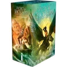 [Submarino] Livros - Box Percy Jackson e os Olimpianos (5 Volumes) por R$54,90