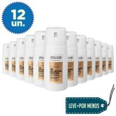 [Clube do Ricardo] 12 Desodorantes Aerosol Axe Signature Anti Bacterial 152ml - R$ 87,96