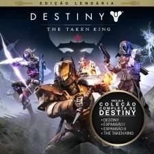 [PlayStation Store] Destiny: The Taken King - Edição Lendária - PS4 - R$ 94,29