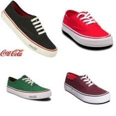 [Pontal] Tênis Casual Coca Cola Kick Summer Cc0471 - R$60