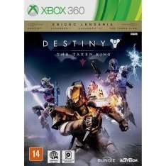 [Extra] Destiny: The Taken King - Edição Lendária para Xbox 360 - R$83