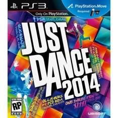 (submarino) Game Just Dance 2014 (Versão em Português) PS3